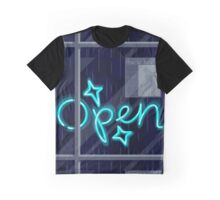 O P E N Graphic T-Shirt