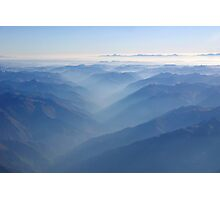 Above the Andes -- Peru Photographic Print