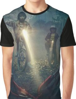STRANGER THINGS 2 Graphic T-Shirt