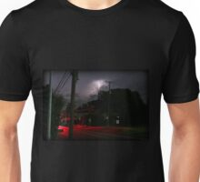 Small Town Summer Night Unisex T-Shirt