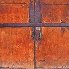 Rusted door by novikovaicon