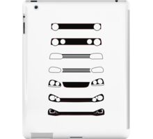 The history of Germany's best hot hatch iPad Case/Skin