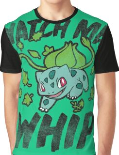 Watch Me Whip Graphic T-Shirt