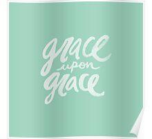 Grace upon Grace x Mint Poster