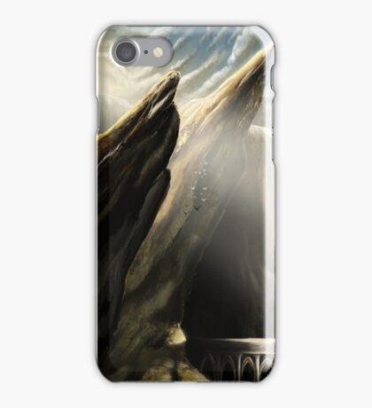 second human settlement iPhone Case/Skin