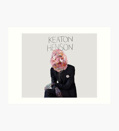 Keaton Henson - Don't Forget Artwork Art Print