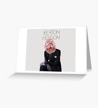 Keaton Henson - Don't Forget Artwork Greeting Card