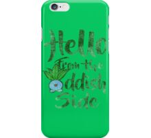 Hello 2 iPhone Case/Skin