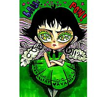 Powerpuff Girls - Buttercup Photographic Print