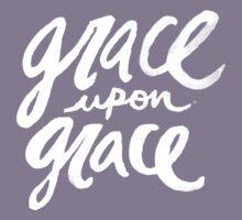 Grace upon Grace x Mustard Kids Tee