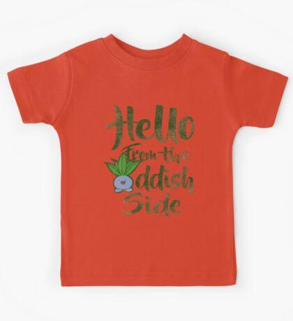 Hello 2 Kids Tee