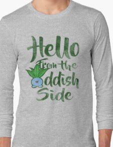 Hello 2 Long Sleeve T-Shirt