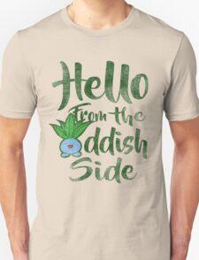 Hello 2 Unisex T-Shirt
