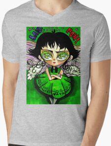 Powerpuff Girls - Buttercup Mens V-Neck T-Shirt