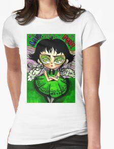 Powerpuff Girls - Buttercup Womens Fitted T-Shirt