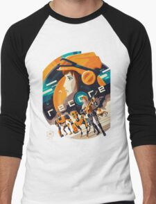Recore Men's Baseball ¾ T-Shirt