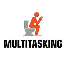 Multitasking by artpolitic