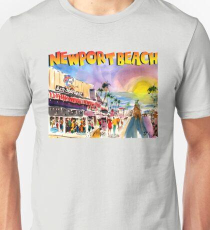 Newport Sharkee's Unisex T-Shirt