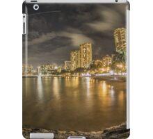 Waikiki Beach in Hawaii iPad Case/Skin
