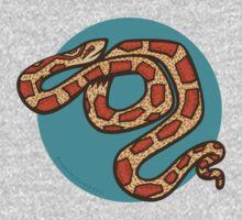 Corn Snake One Piece - Long Sleeve