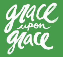Grace upon Grace x Rose One Piece - Short Sleeve