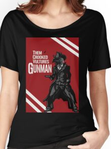 Them Crooked Vultures - Gunman Women's Relaxed Fit T-Shirt