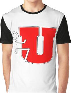 Stick u Graphic T-Shirt