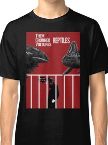 Them Crooked Vultures - Reptiles Classic T-Shirt