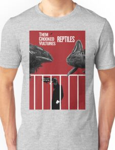 Them Crooked Vultures - Reptiles Unisex T-Shirt