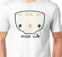 Miso Cute Unisex T-Shirt