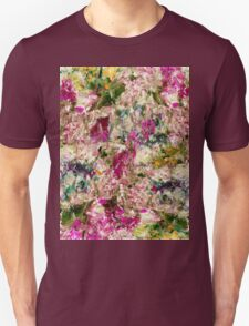 The English Country Garden Unisex T-Shirt