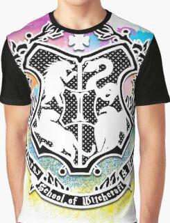 Ilvermorny Splatter Graphic T-Shirt