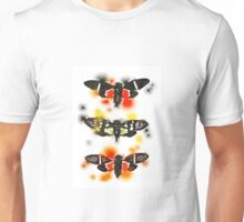 it puts the lotion on the skin Unisex T-Shirt