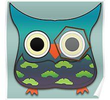 Sir Owl Poster