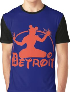 Spirit of Mickey - Detroit Tigers Edition Graphic T-Shirt