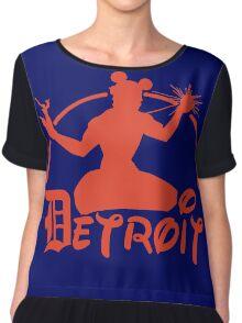Spirit of Mickey - Detroit Tigers Edition Chiffon Top