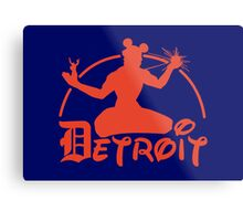 Spirit of Mickey - Detroit Tigers Edition Metal Print