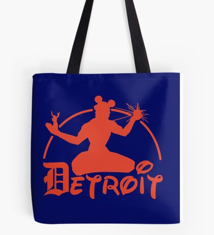 Spirit of Mickey - Detroit Tigers Edition Tote Bag