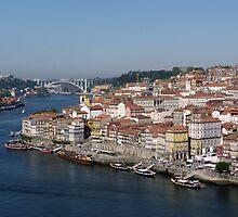Oporto Portugal by Lynn Bolt