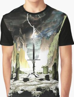 The Sword - Gods of the Earth Graphic T-Shirt