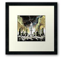 The Sword - Gods of the Earth Framed Print