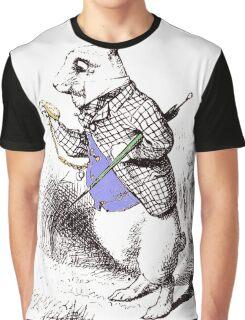 The White Rabbit Graphic T-Shirt