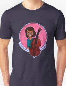 The Young Cellist Unisex T-Shirt