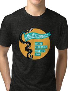 Not A Cottonmouth Tri-blend T-Shirt