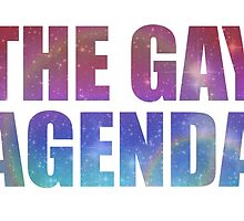 The Gay Agenda by trollki