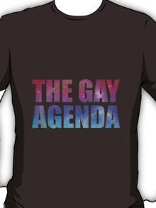 The Gay Agenda T-Shirt