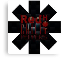 Red Hot Chili Peppers Canvas Print
