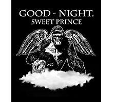 Good Night, Sweet Prince Harambe Photographic Print