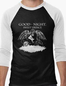 Good Night, Sweet Prince Harambe Men's Baseball ¾ T-Shirt