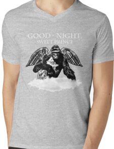 Good Night, Sweet Prince Harambe Mens V-Neck T-Shirt